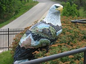 River Line Eagle
